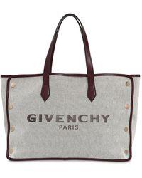 Givenchy Bond キャンバストートバッグ - マルチカラー