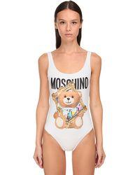 Moschino ワンピース水着 - ホワイト