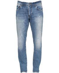 Dolce & Gabbana コットンデニムジーンズ 16.5cm - ブルー