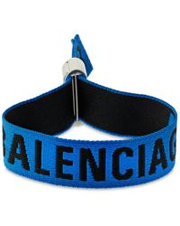 Balenciaga Party ブレスレット - ブルー