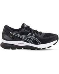 Asics Gel-nimbus 21 Running Shoes - Black