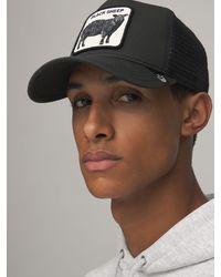 Goorin Bros Бейсболка С Аппликацией Revolter - Черный