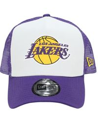 "KTZ Truckerkappe ""los Angeles Lakers"" - Lila"