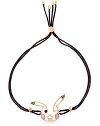 Ruifier - Animaux Pikaboo Cord Bracelet - Lyst