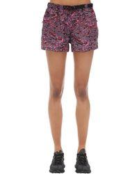 "Nike Shorts ""Acg Nrg"" In Techno Tessuto - Multicolore"