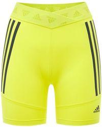 adidas Originals Cycling Shorts - Yellow