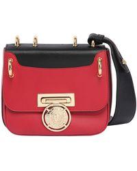 Balmain - Renaissance 18 Two Tone Leather Bag - Lyst