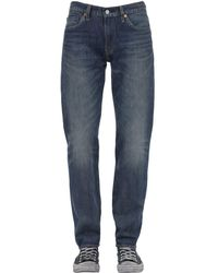Levi's 511 Slim Chocolate Cool Denim Jeans - Синий