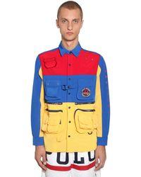 Polo Ralph Lauren ナイロンシャツジャケット - マルチカラー