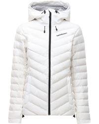 Peak Performance Frost ダウンスキージャケット - ホワイト