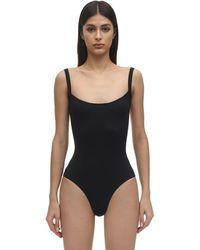 Laura Urbinati Tilda One Piece Swimsuit - Black