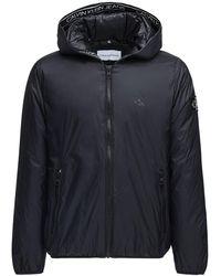 Calvin Klein Куртка Из Нейлона - Черный