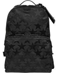 Valentino - Camustars Nylon Jacquard Backpack - Lyst