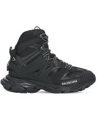 Balenciaga Hike Track メッシュ&ナイロンブーツ 60mm - ブラック