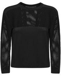 Varley Halldale Nylon T-shirt - Black