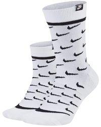 Nike スニーカーソックス - ホワイト