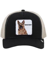 Goorin Bros Bad Boy Patch Hat - Black