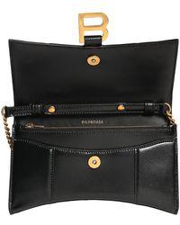 Balenciaga Кожаный Кошелек - Черный