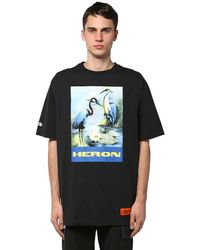 Heron Preston - コットンジャージーtシャツ - Lyst