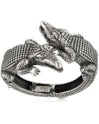 Cantini Mc Firenze Kokko Twins Antique Finish Bracelet - Metallic