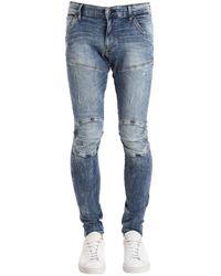 """G-Star RAW Jeans Super Slim """"5620 3D"""" In Denim - Blu"""