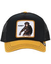 Goorin Bros Banana Shake Trucker Hat - Black
