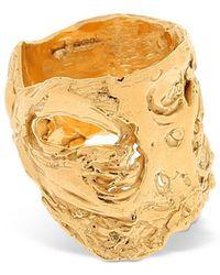 Loveness Lee Tendresse Ring - Metallic