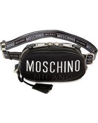 Moschino - Nylon Belt Pack - Lyst