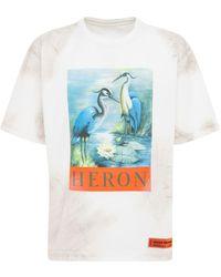 Heron Preston Lvr Exclusive Tシャツ - ホワイト