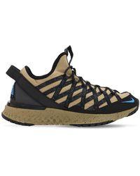 Nike Acg React Terra Gobe Shoe (parachute Beige) - Clearance Sale - Black