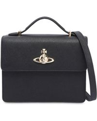 Vivienne Westwood - Pimlico Leather Shoulder Bag - Lyst