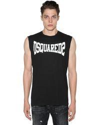 DSquared² ジャージーtシャツ - ブラック
