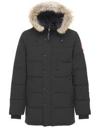 Canada Goose Куртка На Пуху Carson - Черный