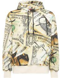 424 - Money コットンフーディー - Lyst