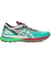 Asics Fn1-s Gel-nimbus 22 Sneakers - Green