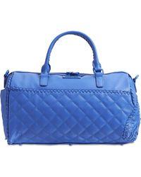 Sprayground Riviera Duffle Bag - Blue