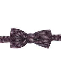 DSquared² - Silk Jacquard Bow Tie - Lyst