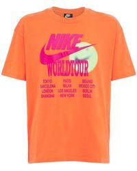 Nike - World Tour Tシャツ - Lyst