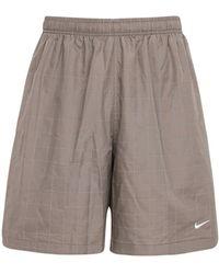 """Nike Shorts """"lab Nrg Flash"""" - Grigio"""