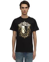 Billionaire コットンジャージーtシャツ - ブラック