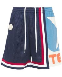 Converse Telfar Tech Basketball Shorts - Blue