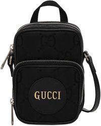 Gucci Нейлоновая Мини-сумка - Черный