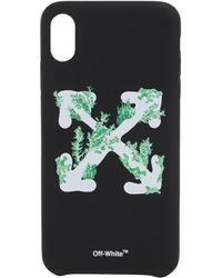 Off-White c/o Virgil Abloh Чехол Для Iphone Xs - Черный