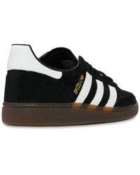 adidas Originals Черные Кроссовки С Резиновой Подошвой Handball Spezial-черный