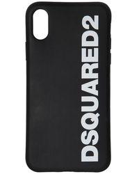 DSquared² Iphone X/xs ラバーケース - ブラック