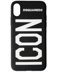 DSquared² Iphone X/xsケース - ブラック