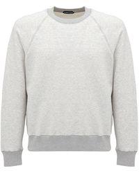 Tom Ford ヴィンテージダイスウェットシャツ - グレー