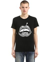 Herman Market T-shirts - Schwarz