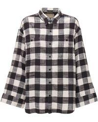 R13 - コットンシャツ - Lyst