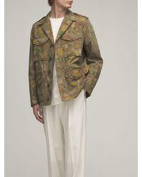 Etro Куртка С Принтом - Многоцветный